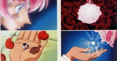 La rosa le regala el anillo